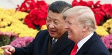 Trump Says He Doesnt Blame China For Unfair Trade Relationship