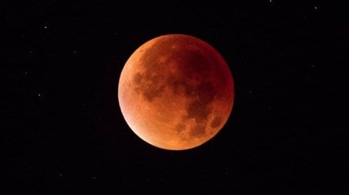 Check Out The Super Blue Blood Moon Eclipse 2018