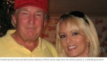 Trump Lawyer paid 130K to Adult Film Actress to Keep Quiet about Sexual Encounter