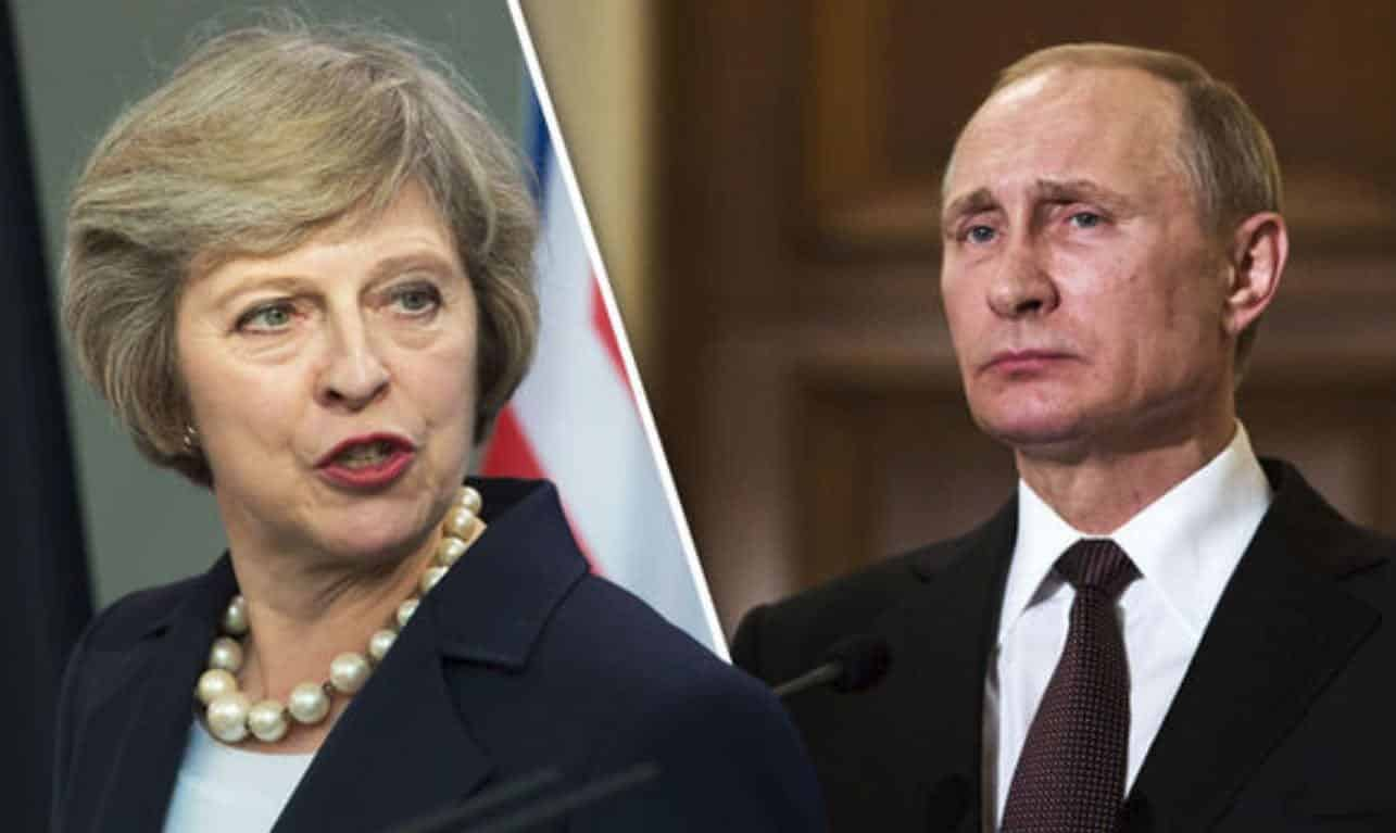 Britain To Expel 23 Russian Diplomats In Wake Of Spy Poisoning