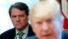 White House counsel McGahn has cooperated with Mueller