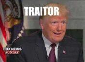 traitor in chief trump