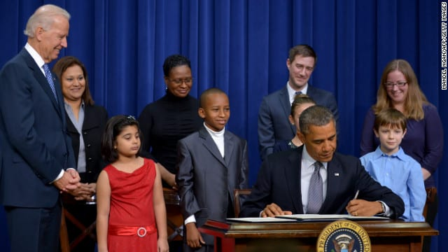 Read President Obama's New, Proposed Executive Orders and Legislation on Guns