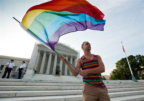 BREAKING Supreme Court Rules That Defense Of Marriage Act - DOMA - Is Unconstitutional