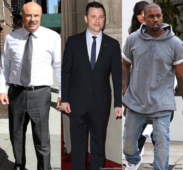 Kanye to Appear on Jimmy Kimmel With Dr. Phil Help