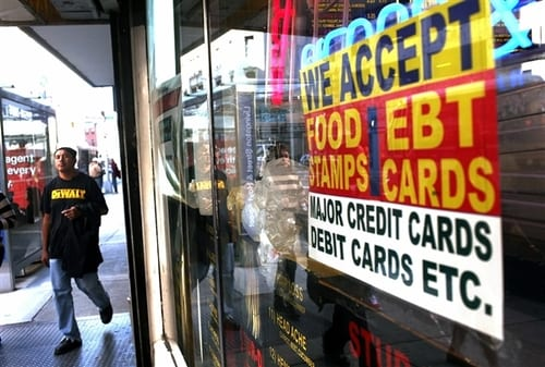 Families brace for impact of food stamp cuts