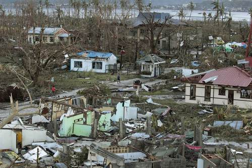 Officials- 10,000 feared dead after Typhoon Haiyan hits Philippines