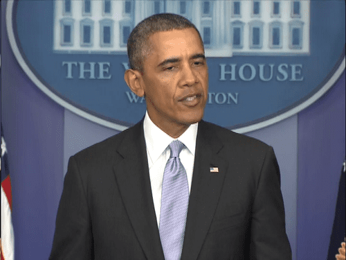 Russia Moves Into Ukraine - Obama- US is 'deeply concerned'
