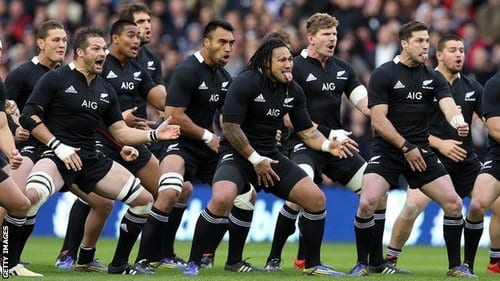 All Blacks to face Eagles in the US for the first time since 1980