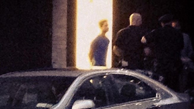 Actor Shia LaBeouf Arrested During Broadway Show