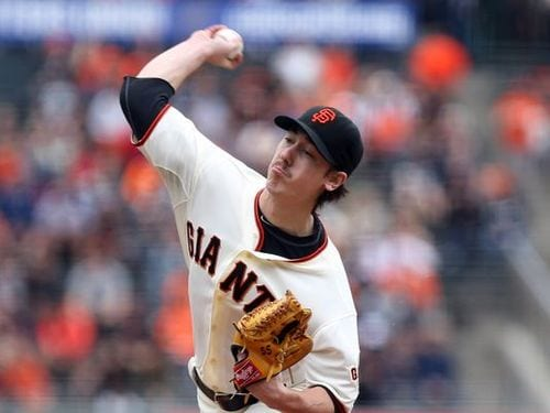 Giant's Lincecum pitches 2nd no-hitter against Padres
