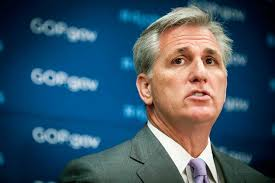 House GOP Picks California's Kevin McCarthy for Cantor Post