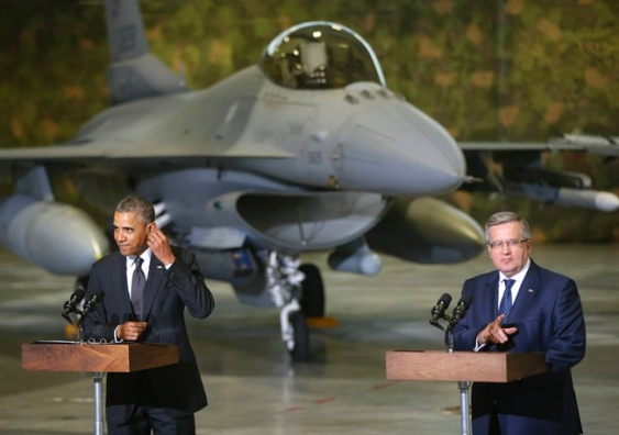 Obama Asks Congress to Back $1 Billion Effort to Boost US Military Presence In Europe