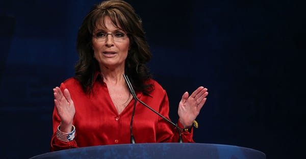 Sarah Palin Seriously Considering Joining ABC's 'The View'