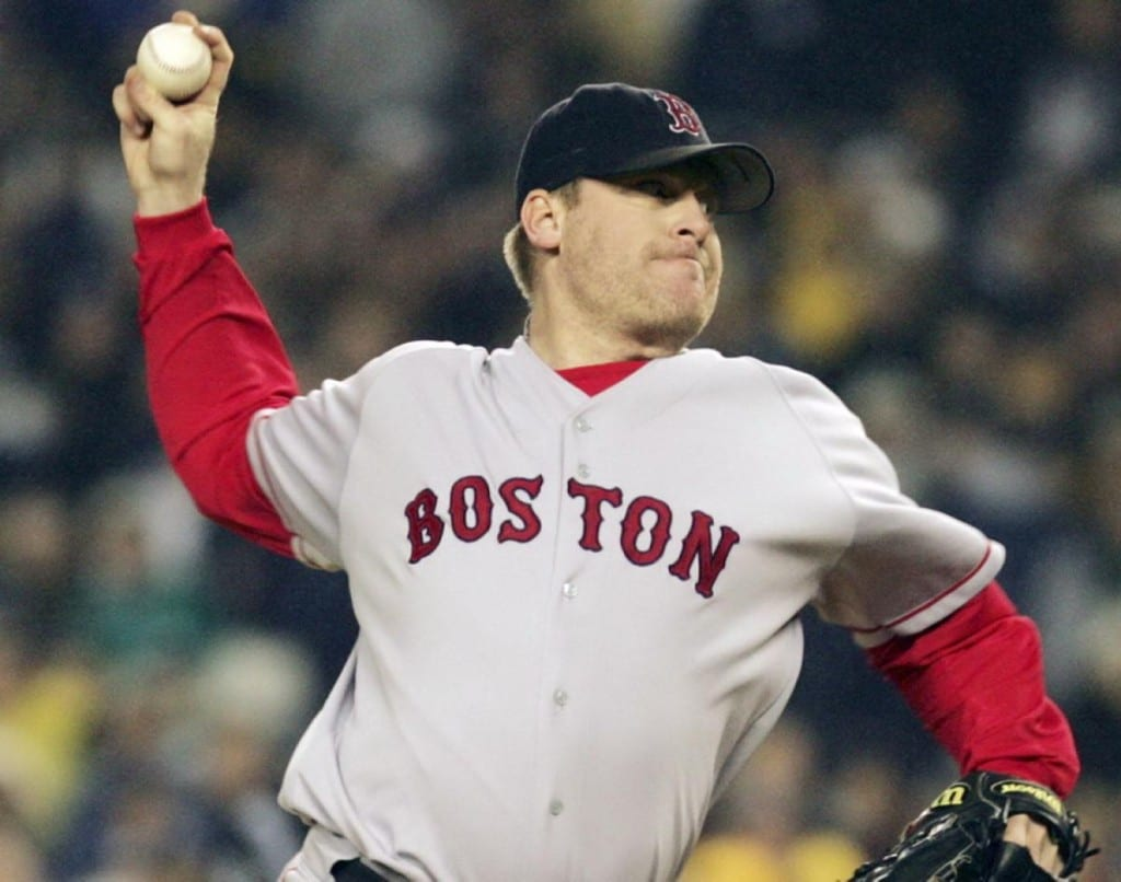 Curt Schilling Treated For Mouth Cancer