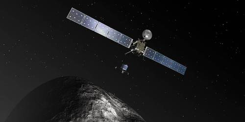 Rosetta Probe goes into orbit around comet after 10-year journey