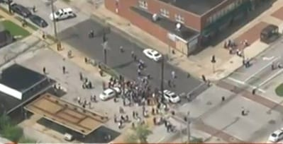 shooting near ferguson in st.louis suspect shot and killed