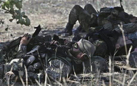 Ukraine and pro-Russian rebels agree to ceasefire