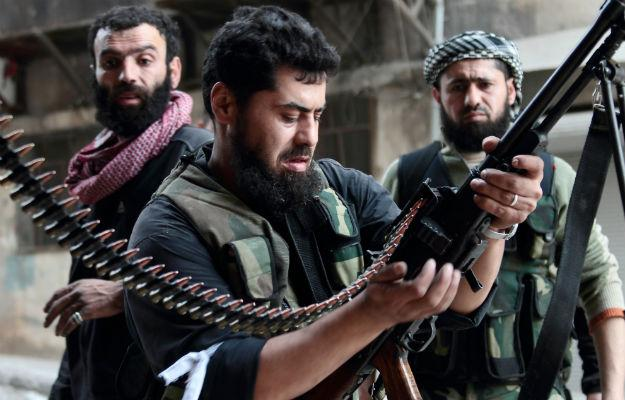 CIA Study- Arming Rebels Rarely Works
