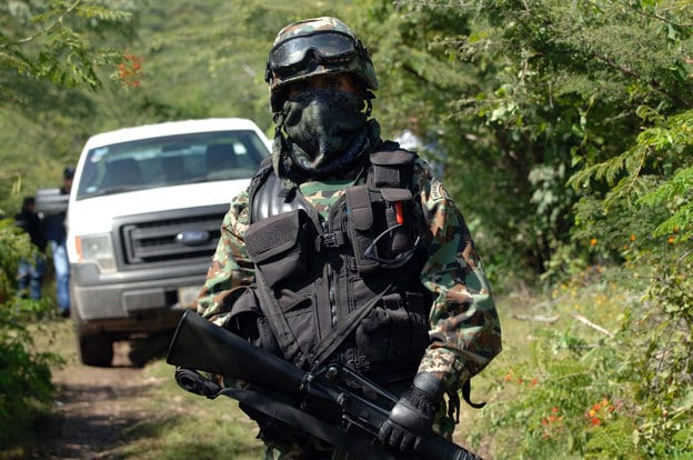 Mexican Officials Linked to Mass Killing