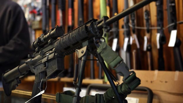 Gun Sales Increase in Ferguson Area