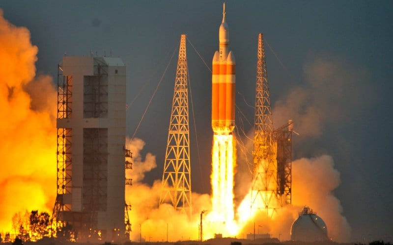 Nasa Launches Orion