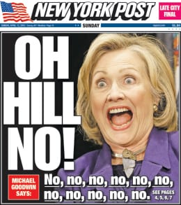 new york post is a shameful POS rag