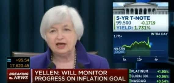 Fed Raises Rates For First Time Since 2006