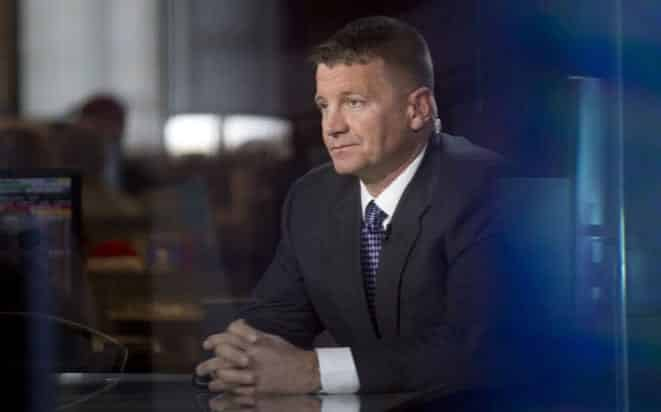 Blackwater Boss 'Probed for Corruption'
