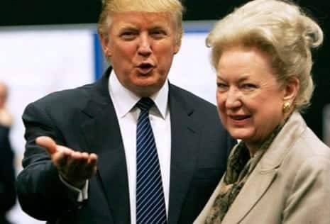 Trump's Sister Gets Threatening Letter