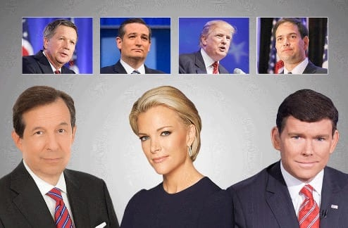 Watch FOX News GOP Debate Live Stream Tonight