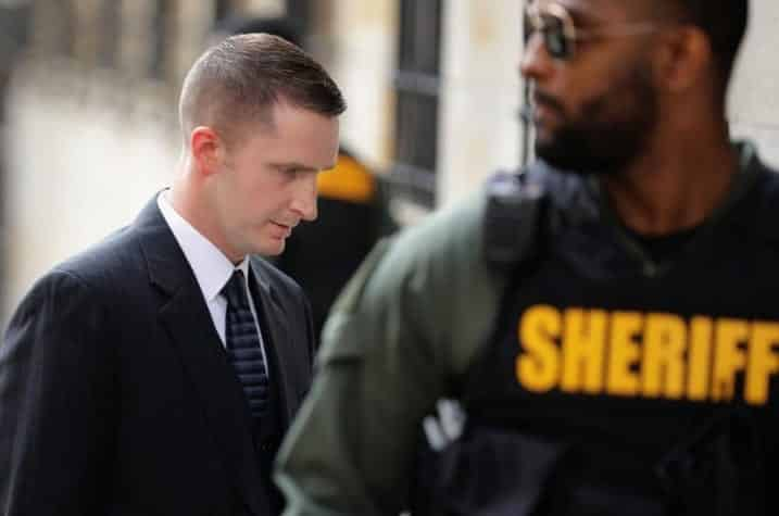 Baltimore Cop Found Not Guilty of Charges In Freddie Gray Case