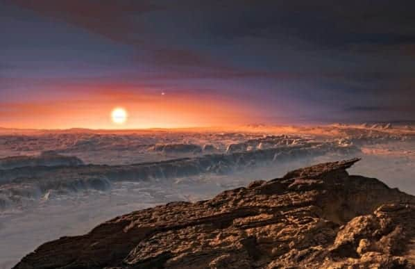 Earth-Like Planet Discovered Close to Solar System