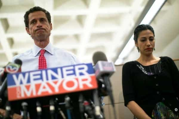 HumaAbedin Just Announced Shes Leaving Anthony Weiner
