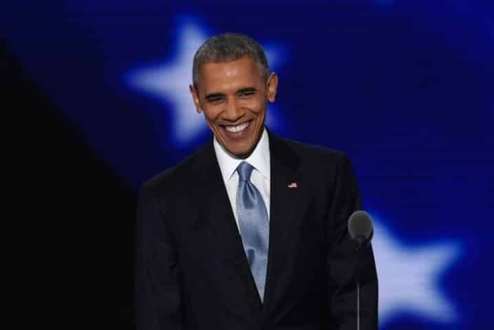 Obama Gets Approval-Rating Bump From DNC