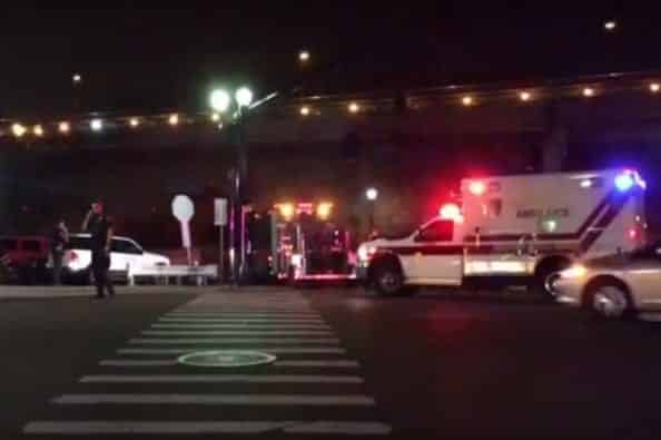 'Explosion' at NJ Train Station Where Suspicious Device Found