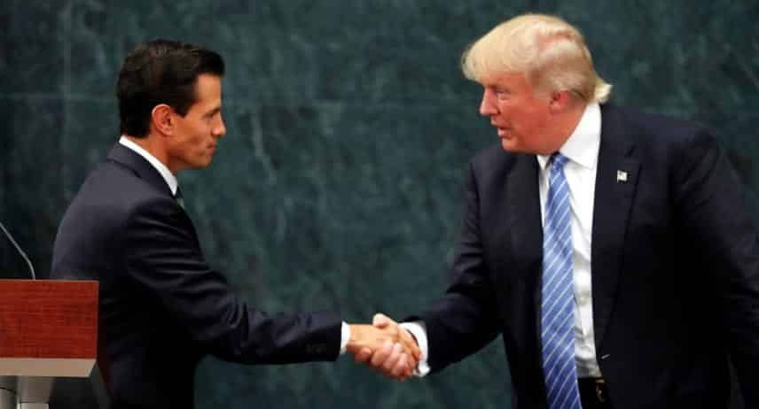 Nieto Mexico Will Not Pay for Wall