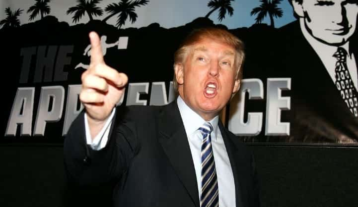 'Apprentice' Cast And Crew Trump Was Vulgar And Sexist