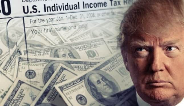 Trump Lost Almost $1B In 1995 May Have Avoided Taxes For Up To 18 Years
