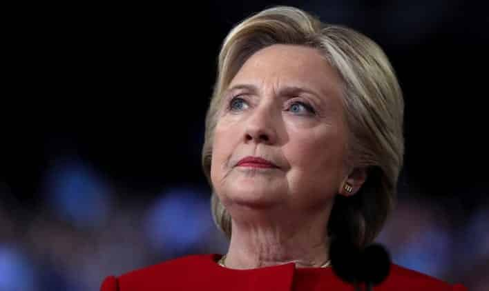 Hillary Clinton Concession Speech Set For 1030 ET