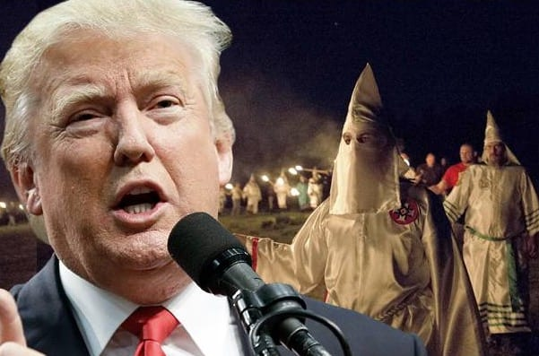 KKK to Hold March in Honor of Trump's Win